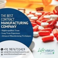 Third Party Pharma Manufacturing Company in Rajasthan